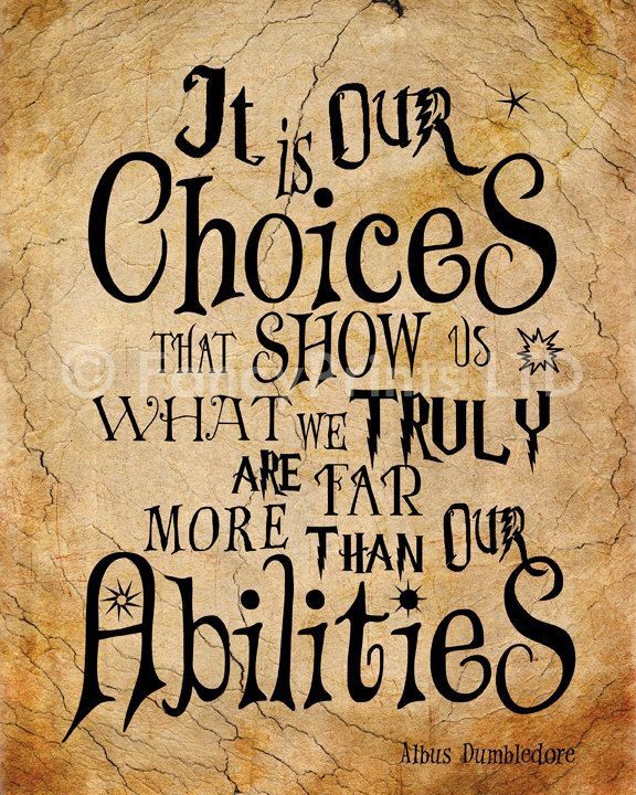 Inspirational Harry Potter Quotes Quote About Bravery From
