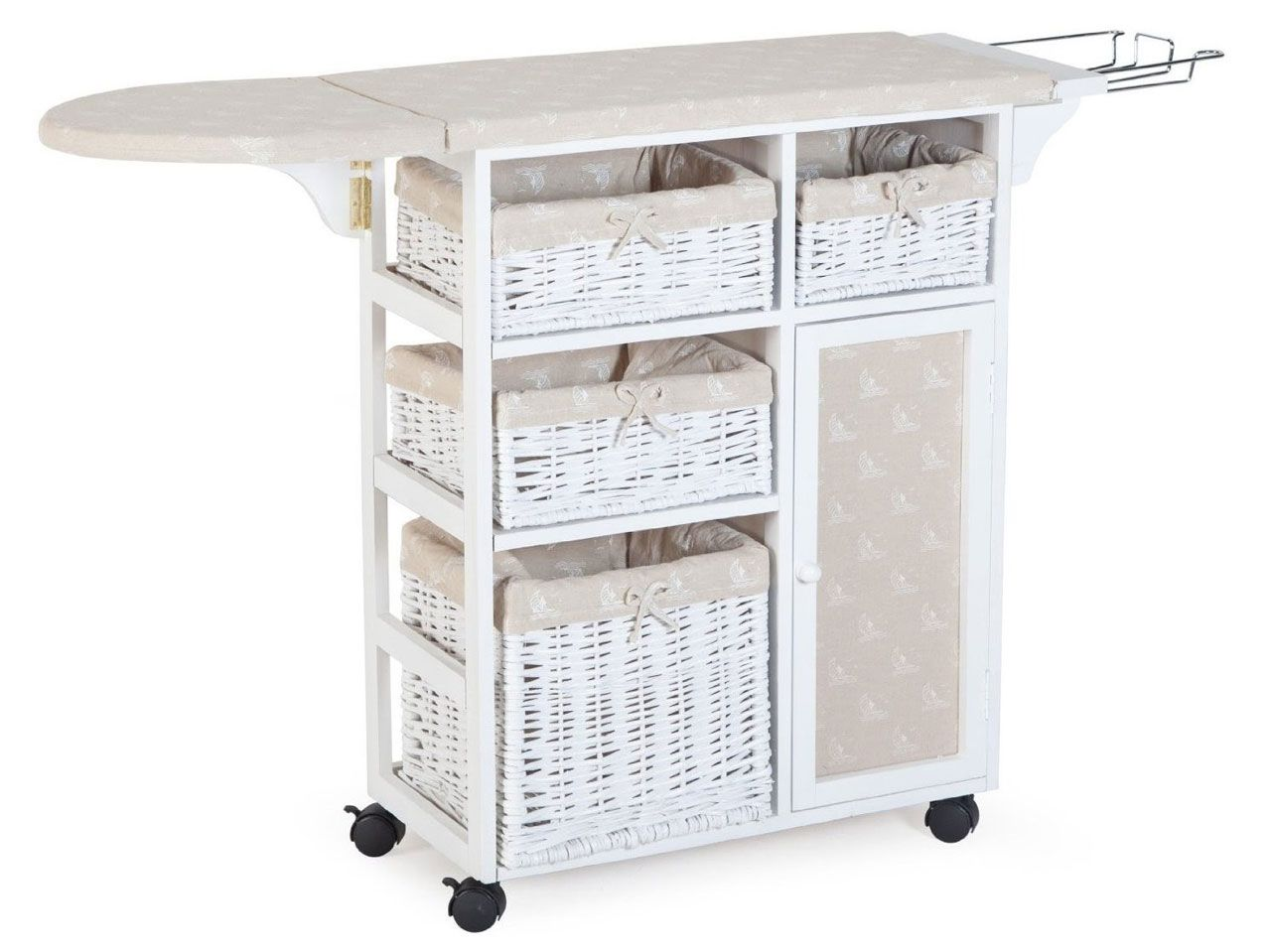 Ironing Board Storage Cabinet