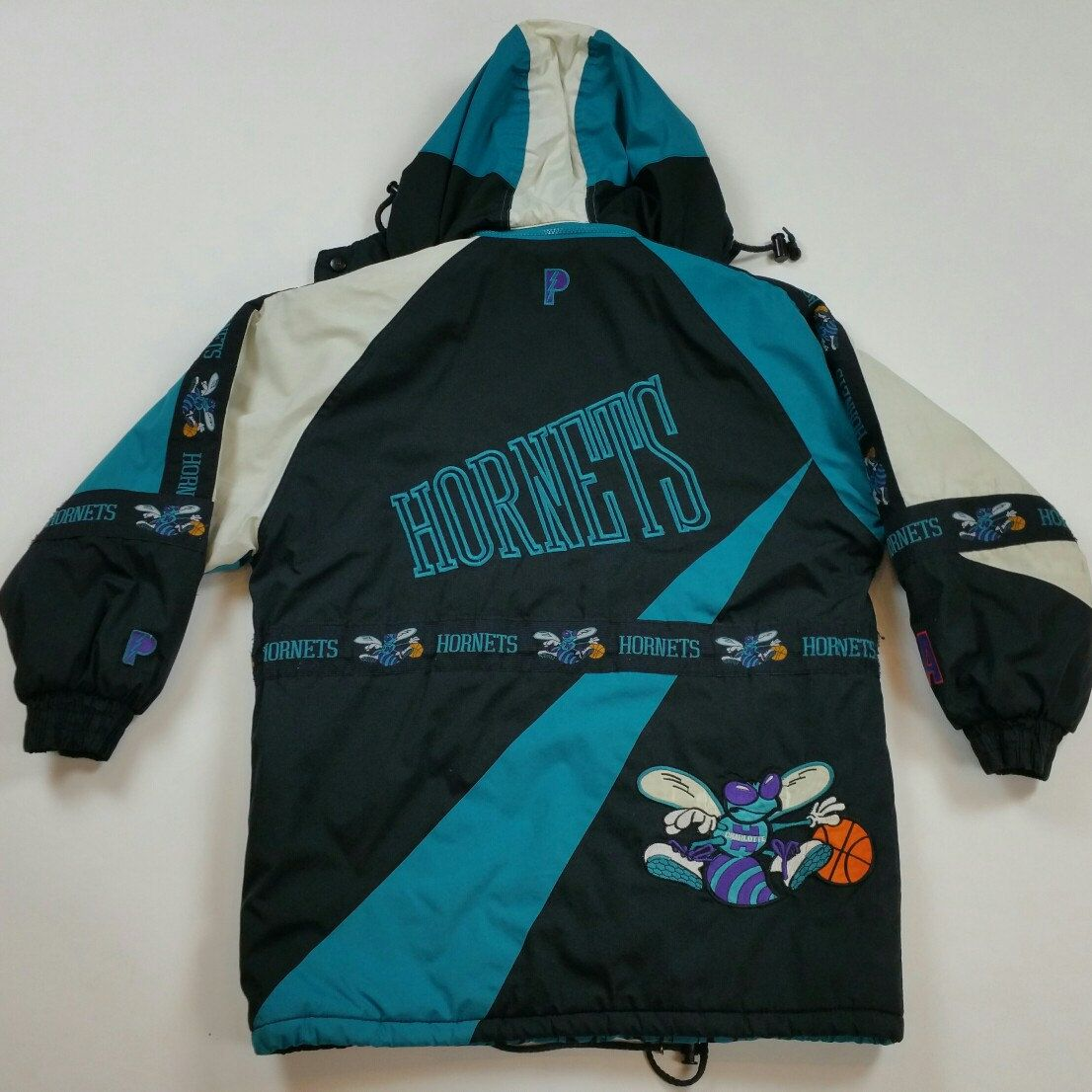 01b9fb6241a Check out this Vintage 90 s Charlotte Hornets Pro Player Jacket. Swing by  our Etsy shop and check it out. Instagram  justonevintage