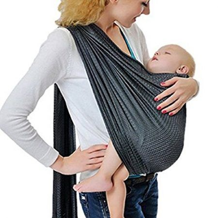 Cuby Baby Sling Wrap Carrier from Newborns to Todder Child