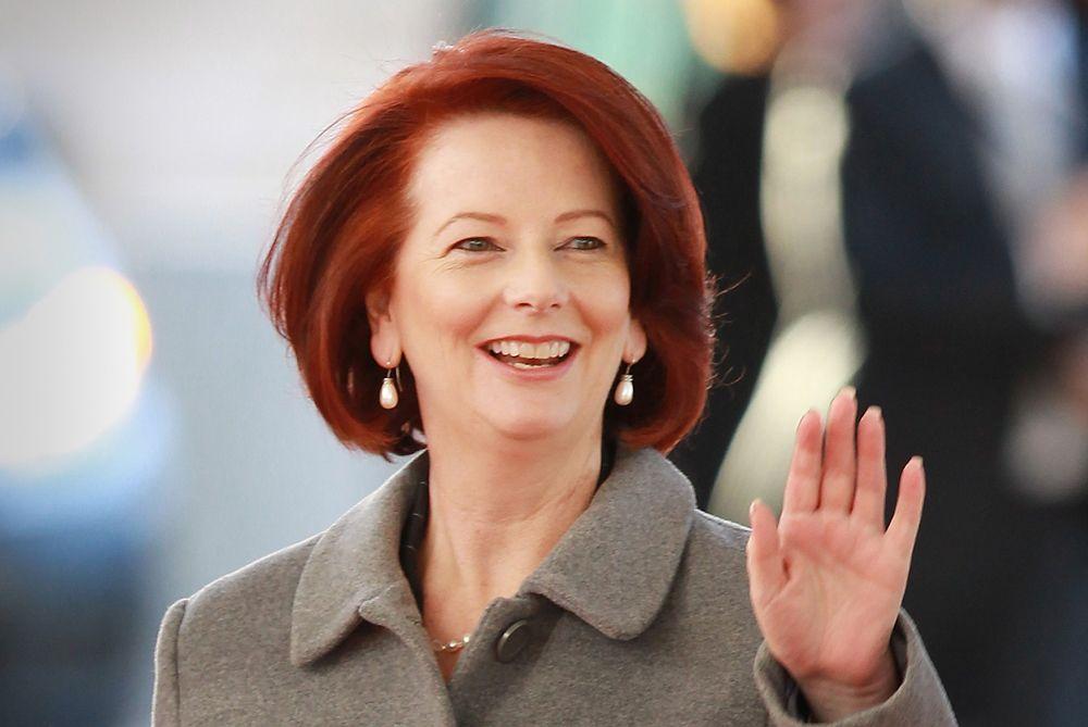 Julia Gillard Rede Einwanderer