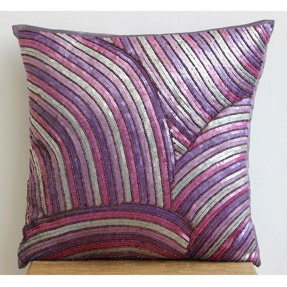 Pillow Covers and Sham Covers Plum