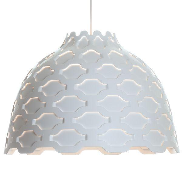Soft Light Pendant Lamp With Carefully Studied Details | Lighting ...