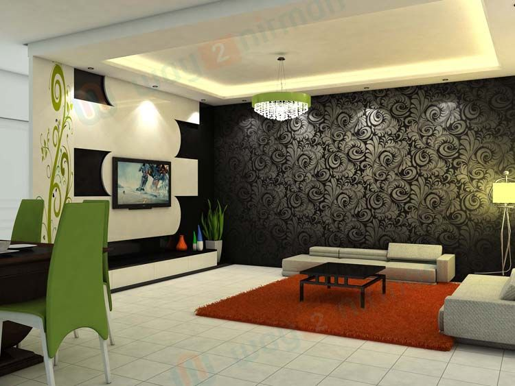 Living room interior design hall and eor all kinds of designing one solution way nirman browse for more also rh pinterest