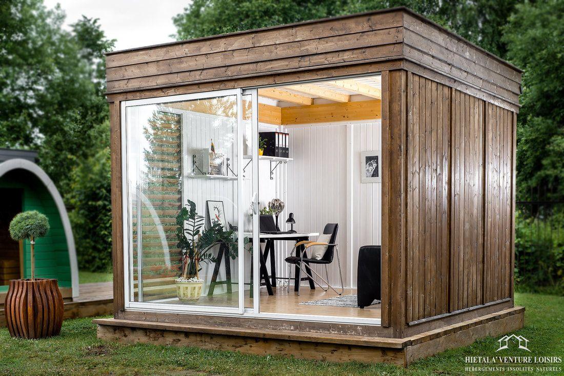 23+ Cube de jardin habitable ideas