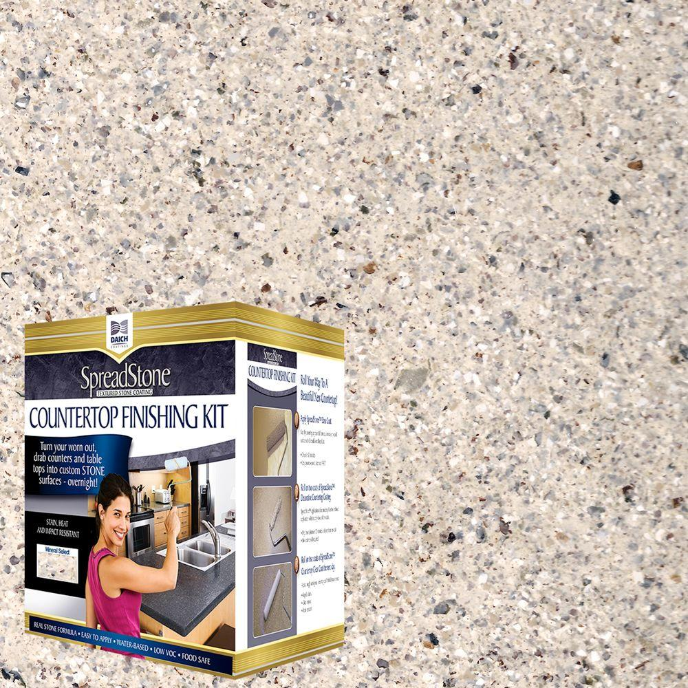 Daich Spreadstone Mineral Select 1 Qt Oyster Countertop