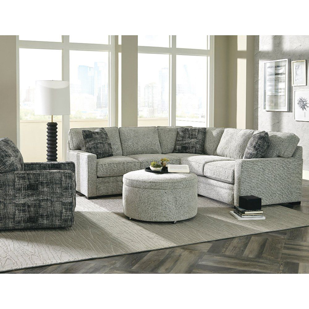 Magnificent Contemporary Gray 2 Piece Sectional Sofa With Laf Loveseat Andrewgaddart Wooden Chair Designs For Living Room Andrewgaddartcom