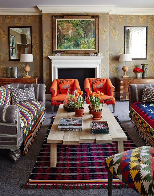 Anthropologie Tips And Advice Mediterranean Home Decor Funky Home Decor Living Room Designs