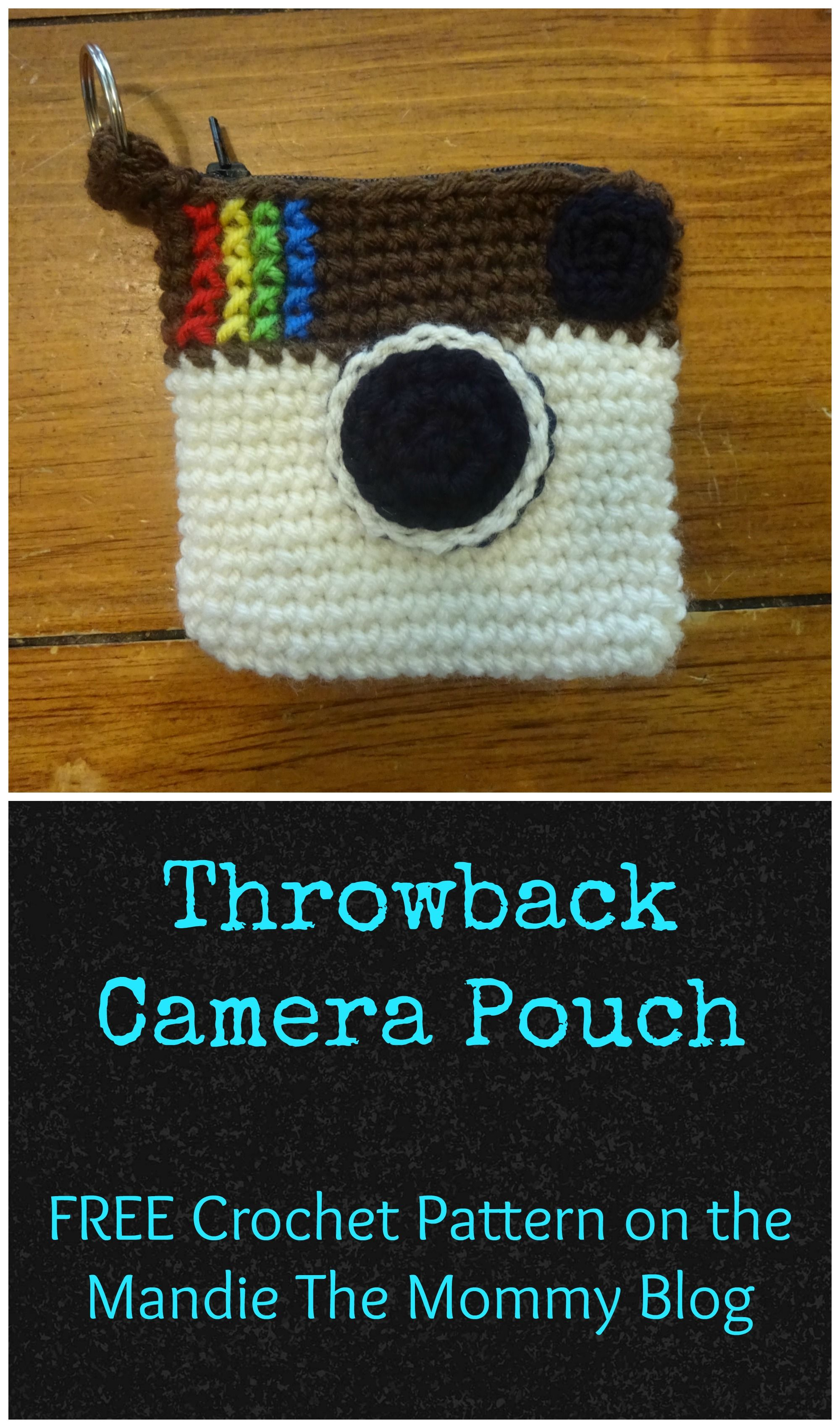 Get the instagram inspired throwback camera pouch crochet pattern get the instagram inspired throwback camera pouch crochet pattern free on the mandie the mommy bankloansurffo Image collections