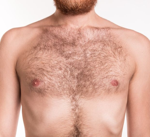 Get hairy chest