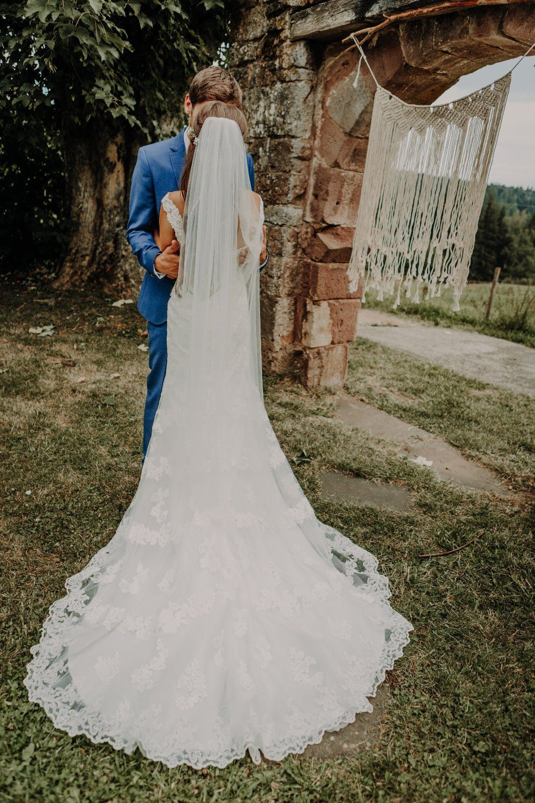 Brautkleid Victoria&Vincent Hannele V&V Gebraucht 15 Euro VHB
