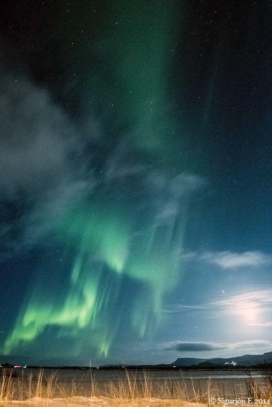 Aurora Borealis Iceland_SIG_8139   by Sigurjón Einarsson