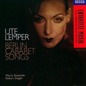 1996 - Berlin Cabaret Songs