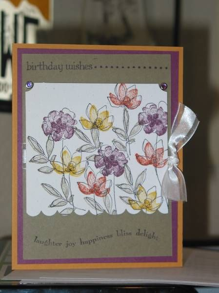 BdayFlwrs_by_daotz by daotz - Cards and Paper Crafts at Splitcoaststampers