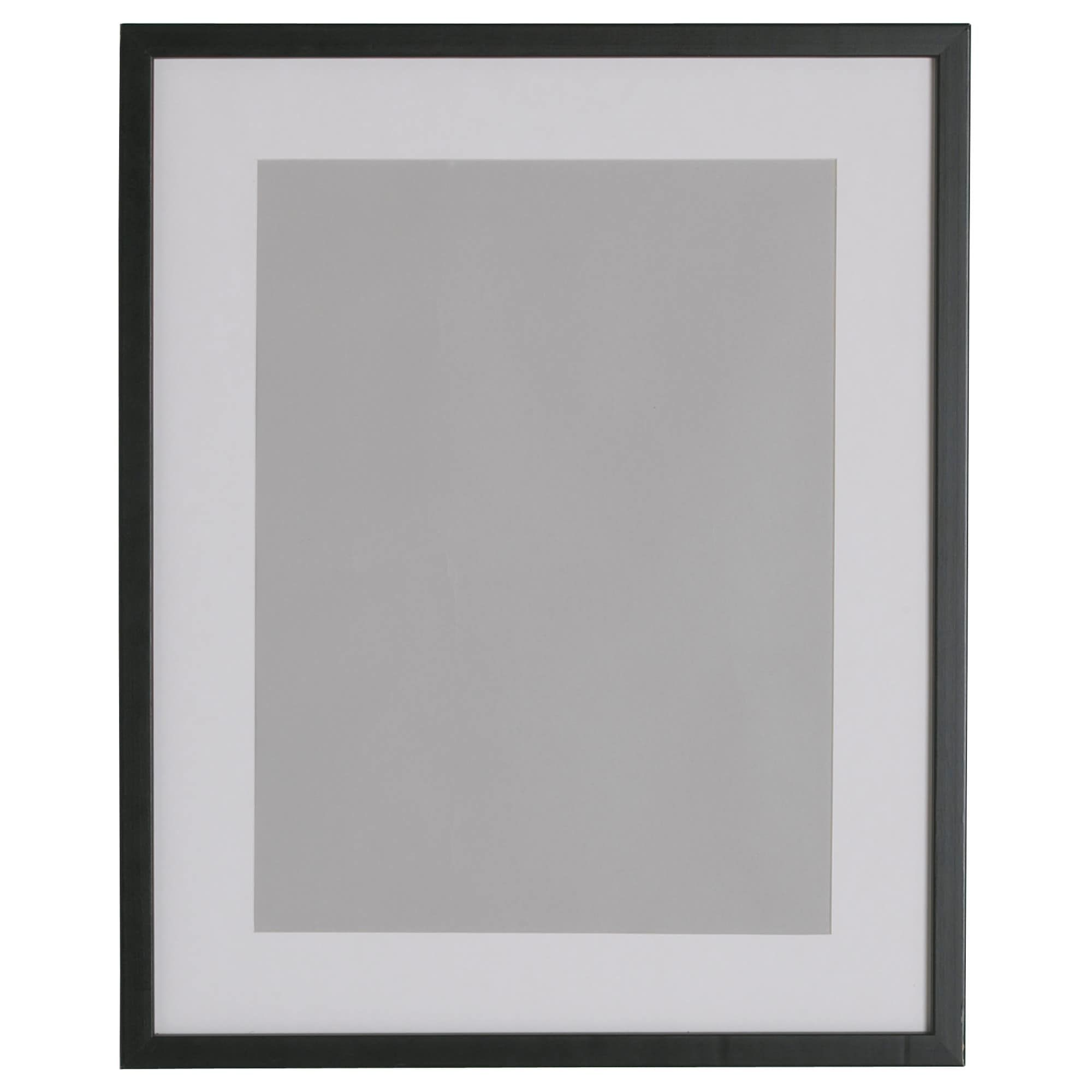 Ribba Frame Black 12x16 Ikea In 2020 Ribba Frame Wooden Picture Frames Ikea