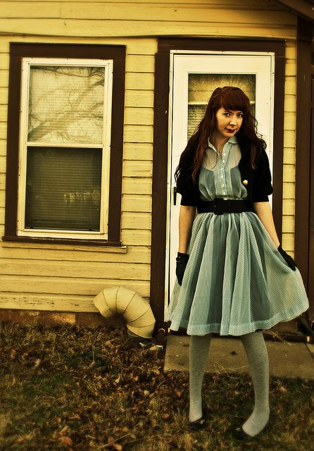 rockabilly sound by That Clever Redhead, via Flickr