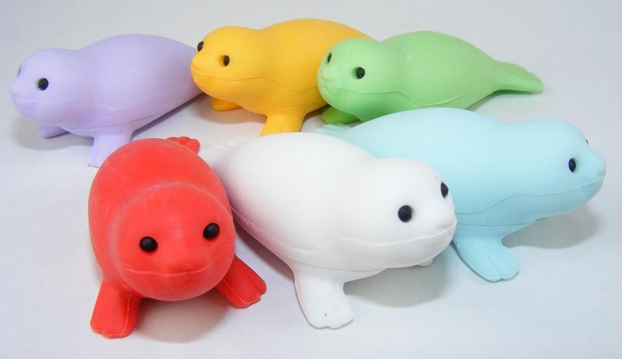 Aliexpress.com : Buy (65 pcs/set) Small Sea Animals Toy ... |Sea Creature Erasers Toys