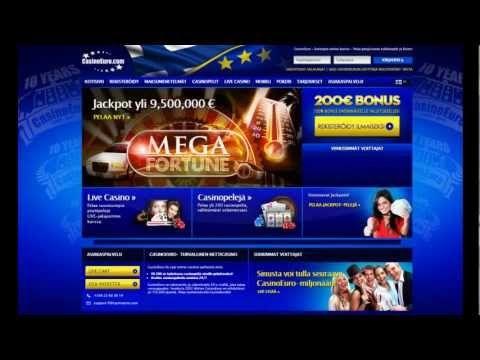 Euro Casino.Suomi