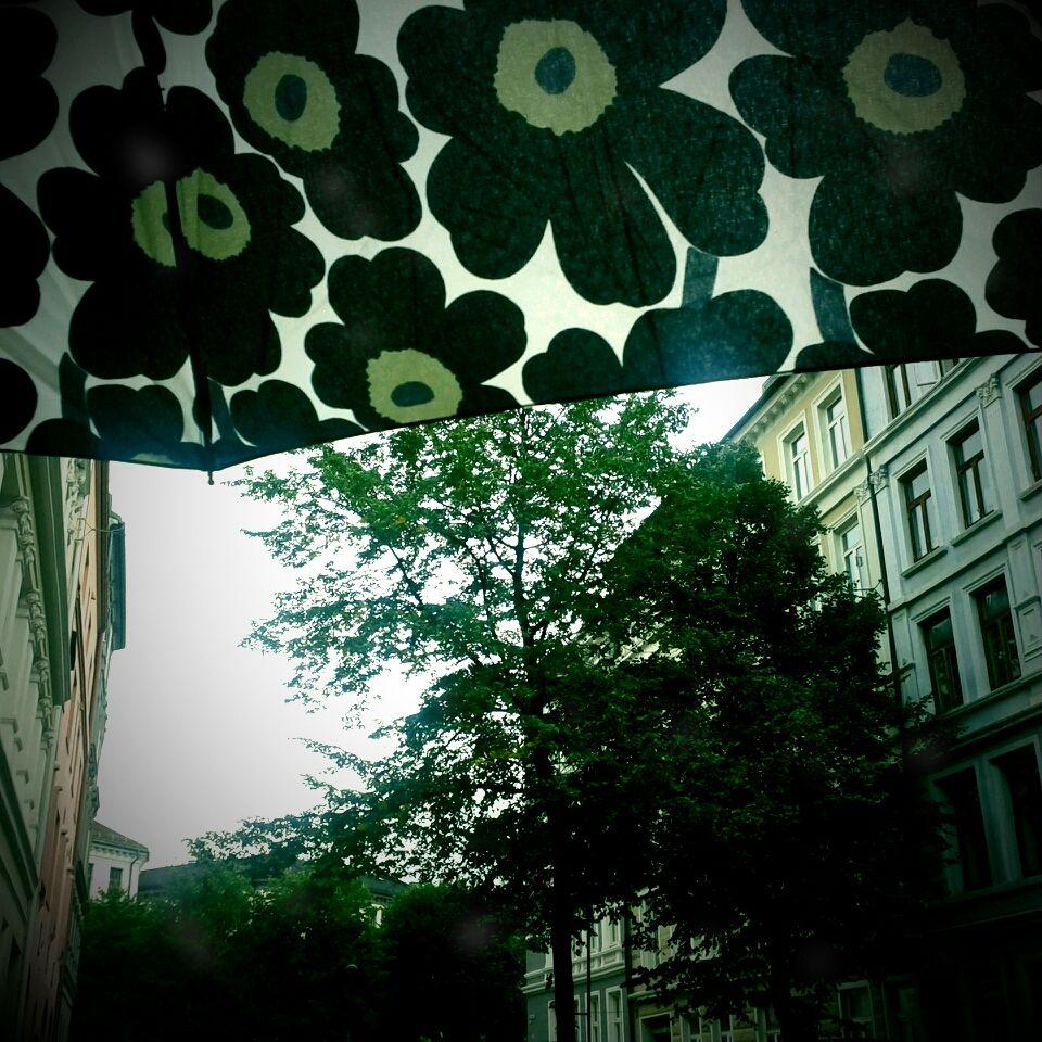 Østlandsregn.