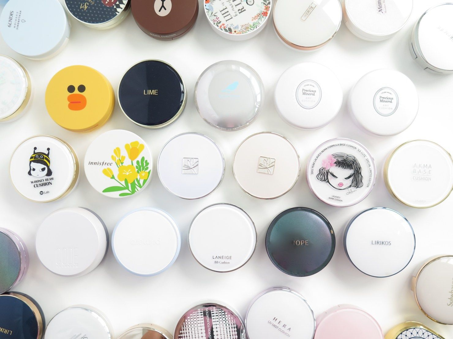 My Korean Cushion Foundation Collection Korean Cushion