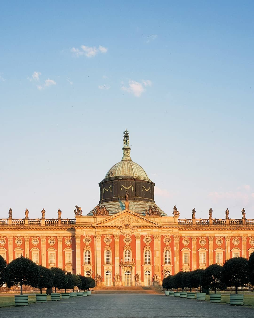 The New Palace Is Located In Potsdam In The Park Of Sanssouci The New Palace Or Neues Palais In German Is The Largest Prussian New Palace Palace Potsdam