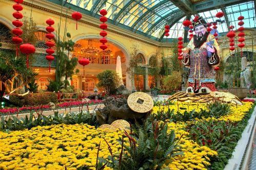 c31b1ffdd269d4e5f8bbd73f59b09c95 - Bellagio Conservatory & Botanical Gardens Las Vegas