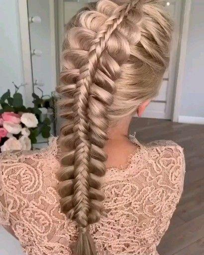 Photo of Flettet hårveiledning av @lova_studio ✨ | @LoveliexK 💎
