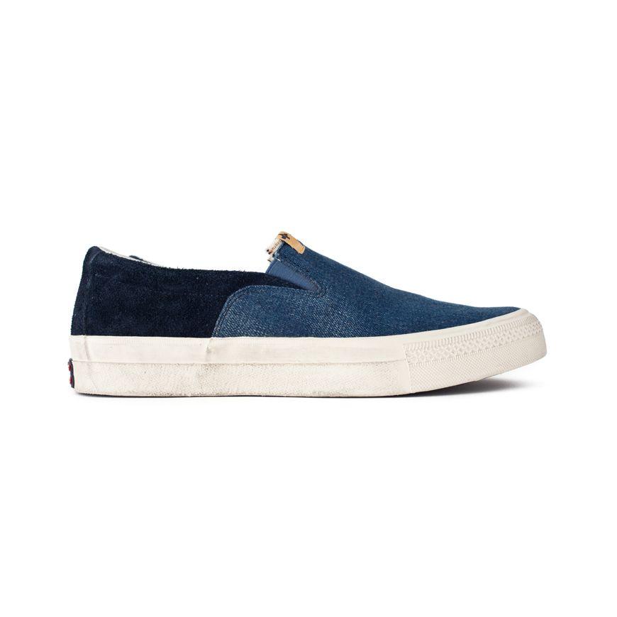 suma máximo Cilios  visvim official web store | Visvim, Vans classic slip on sneaker, Slip on