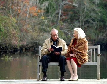 The Notebook - James Garner and Gena Rowlands