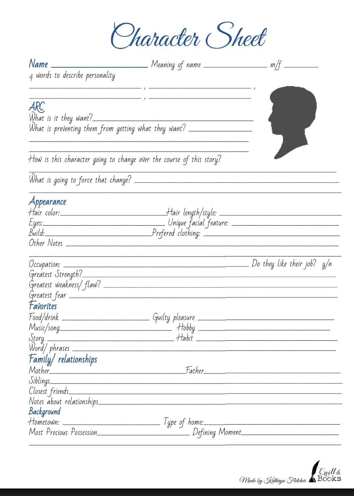 Character Interview A Worksheet For Beginners Writers Write Book Writing Tips Writing Tips Novel Writing