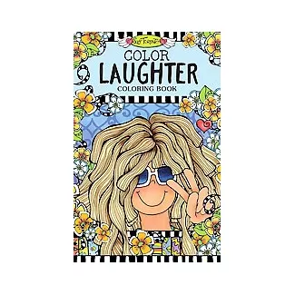 Color Laughter Coloring Book On The Go Coloring Book By Suzy Toronto Paperback Books Coloring Books Paperbacks