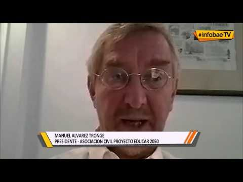 "Manuel Alvarez Tronge:""Sin educación no vamos a tener ni futuro, ni progreso"" - YouTube"