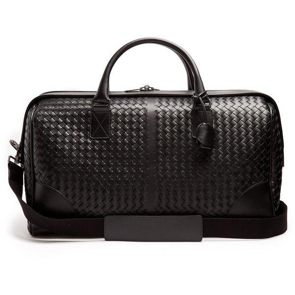 Bottega Veneta Intrecciato leather holdall ( 3 2ca9dd54fc1d8