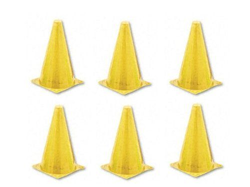 Champion Sports 9 Inch Colored Cones All Yellow - Set of 6 Olympia Sports,http://www.amazon.com/dp/B005FWSNAC/ref=cm_sw_r_pi_dp_vTTqtb192V4TRF88