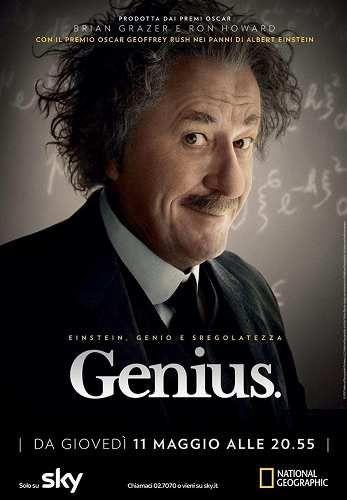 Spettacoli: #Genius: #Einstein la prima serie tv mai prodotta da ...