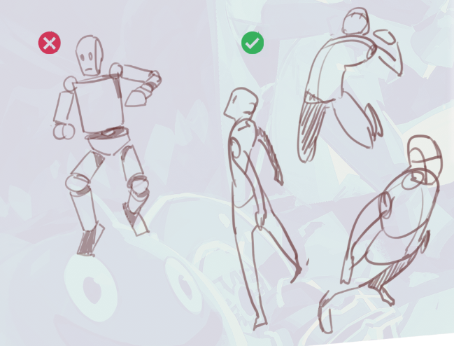 When Sketching Characters I Always Suggest To Toni Infante Drawing Reference Drawing Reference Poses Drawing Tutorial