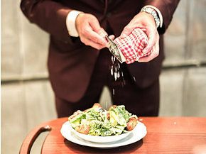 Best salads in NYC
