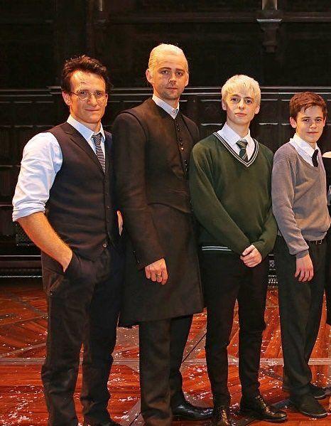 Sam Pinned On Twitter Harry Potter Cursed Child Harry Potter Cast Harry Potter Universal