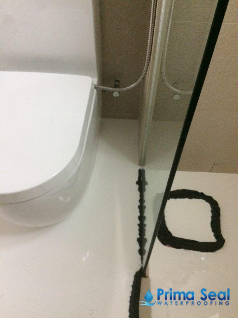 Master Bathroom Waterproofing Singapore Flood Infusion Treatment Condo East Coast 2 Wm