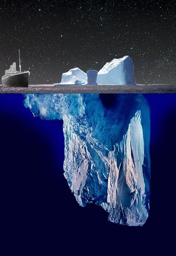 Titanic Iceberg | Books vs movies, Film, Books