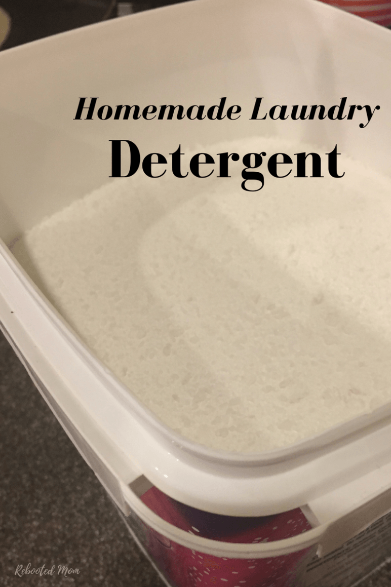 Make Your Own Powdered Laundry Soap At Home In Just Minutes With 2