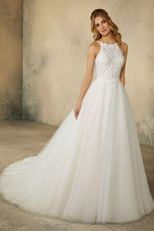 Photo of Wedding Dress out of Morilee by Madeline Gardner  – Rebecca 2071