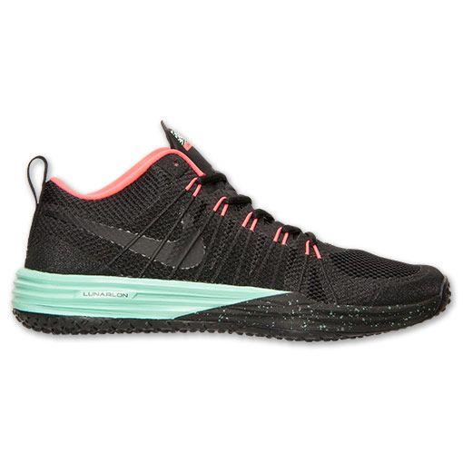 Mens Nike Lunar TR1 NRG Training Shoes Black Black Green Glow Discount