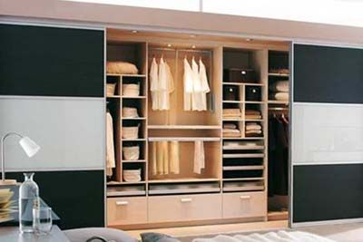 Very Stylish yet Very Practical Dressing Room Designs by Mobalpa