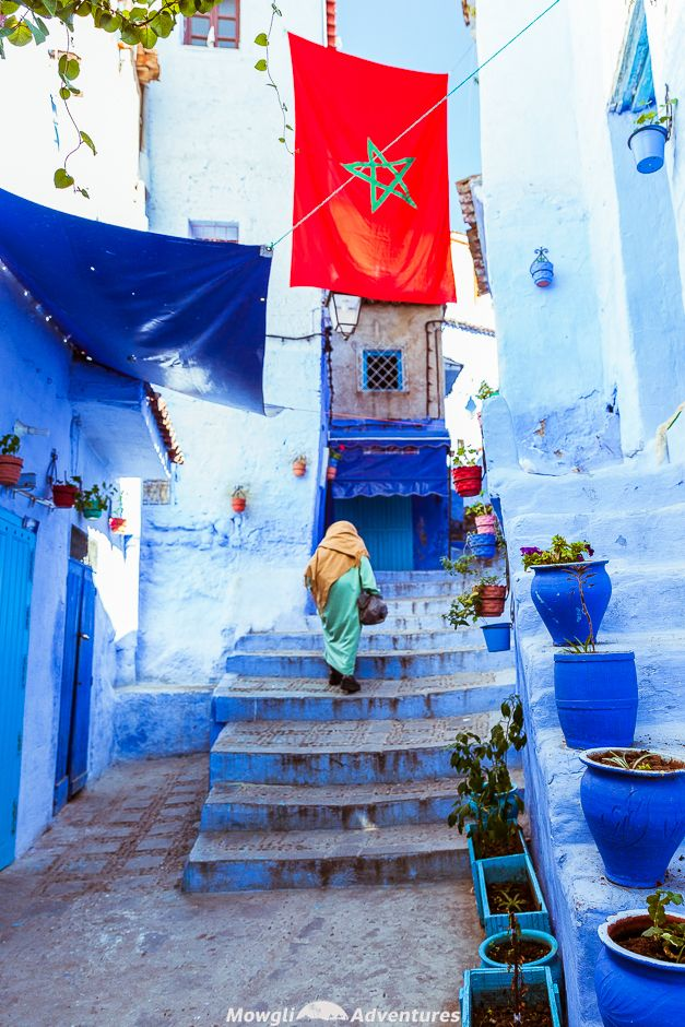 Exploring the magic of Chefchaouen, Morocco's blue city