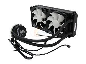 Thermaltake Clw0217 Water 2 0 Extreme All In One Liquid Cooling