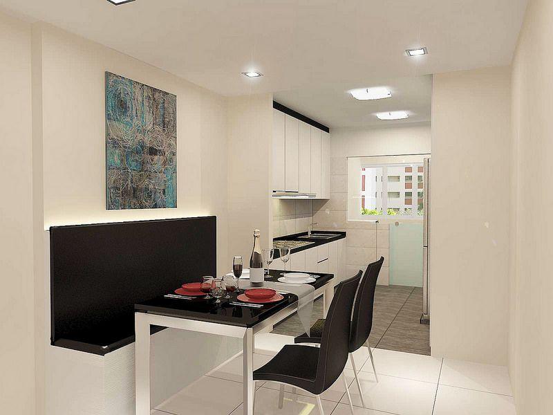 Hdb 4 Room Design Ang Mo Kio Interior Design Singapore Renovation Design Room Design