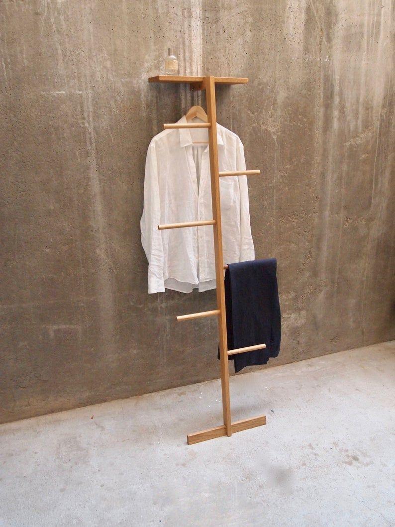 Tb 6 Stumme Diener Kleiderleiter Garderobe Valet Stand Clothes