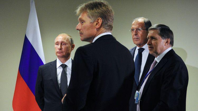 Revelan los detalles de la conversación que Putin mantuvo con Obama en Nueva York