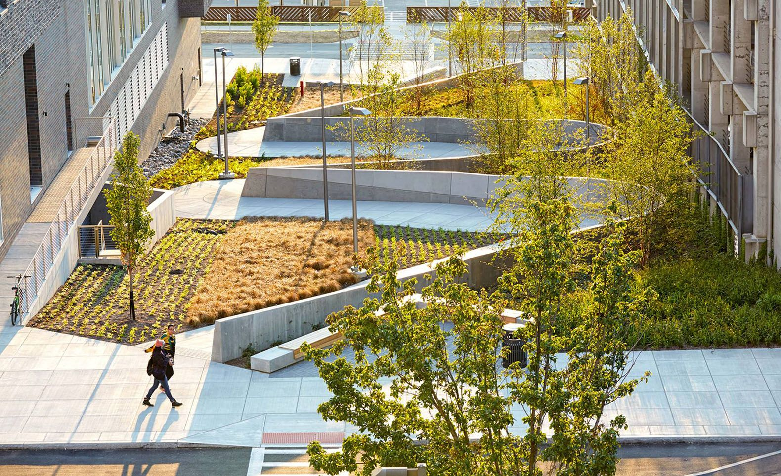 State-of-the-art Dineen Hall at Syracuse University digs for LEED ...